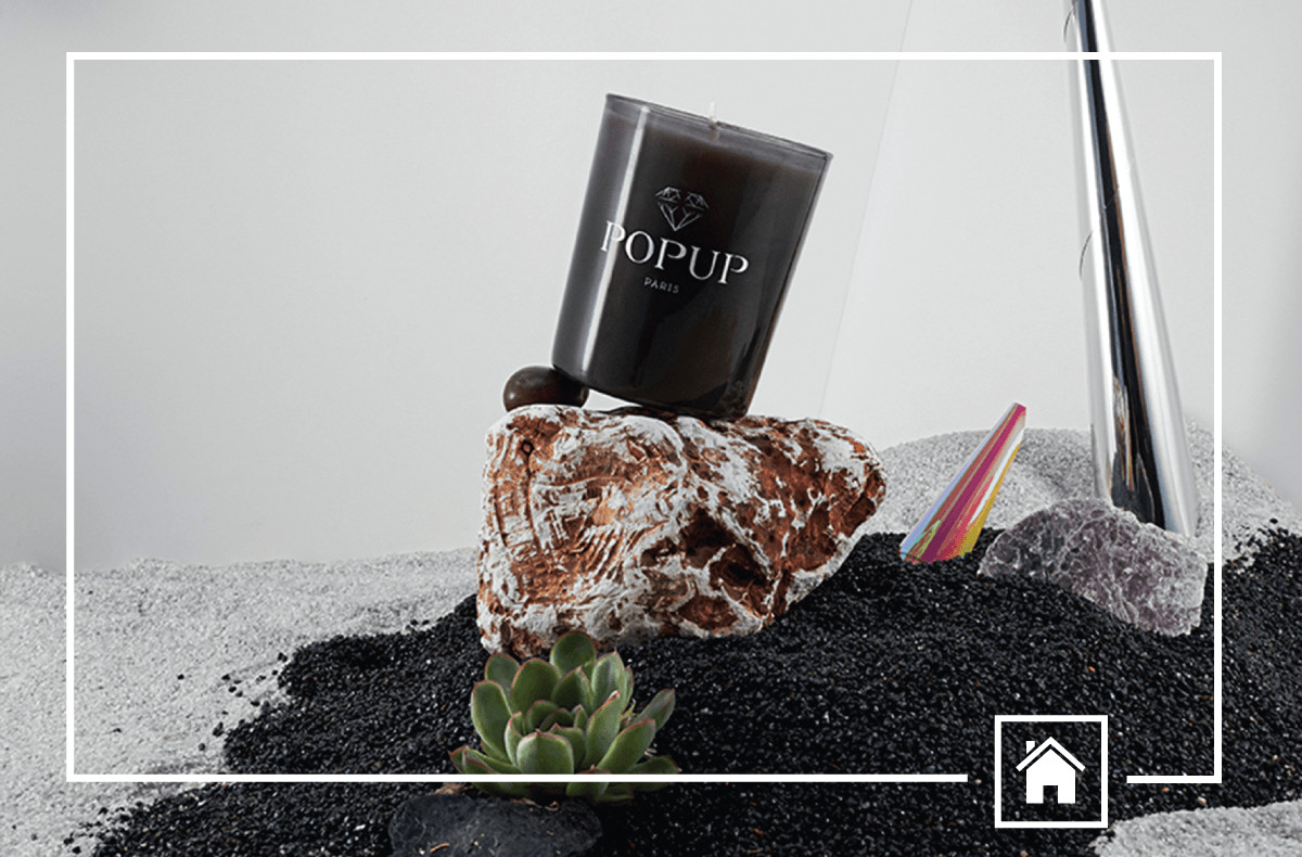 Popup Paris French Luxury Diamond Candles OuiPlease OuiBlog