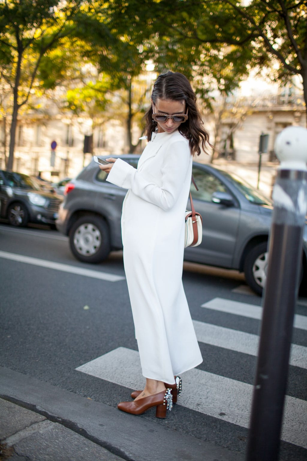 OuiPlease OuiBlog Paris Fashion Week All white trend