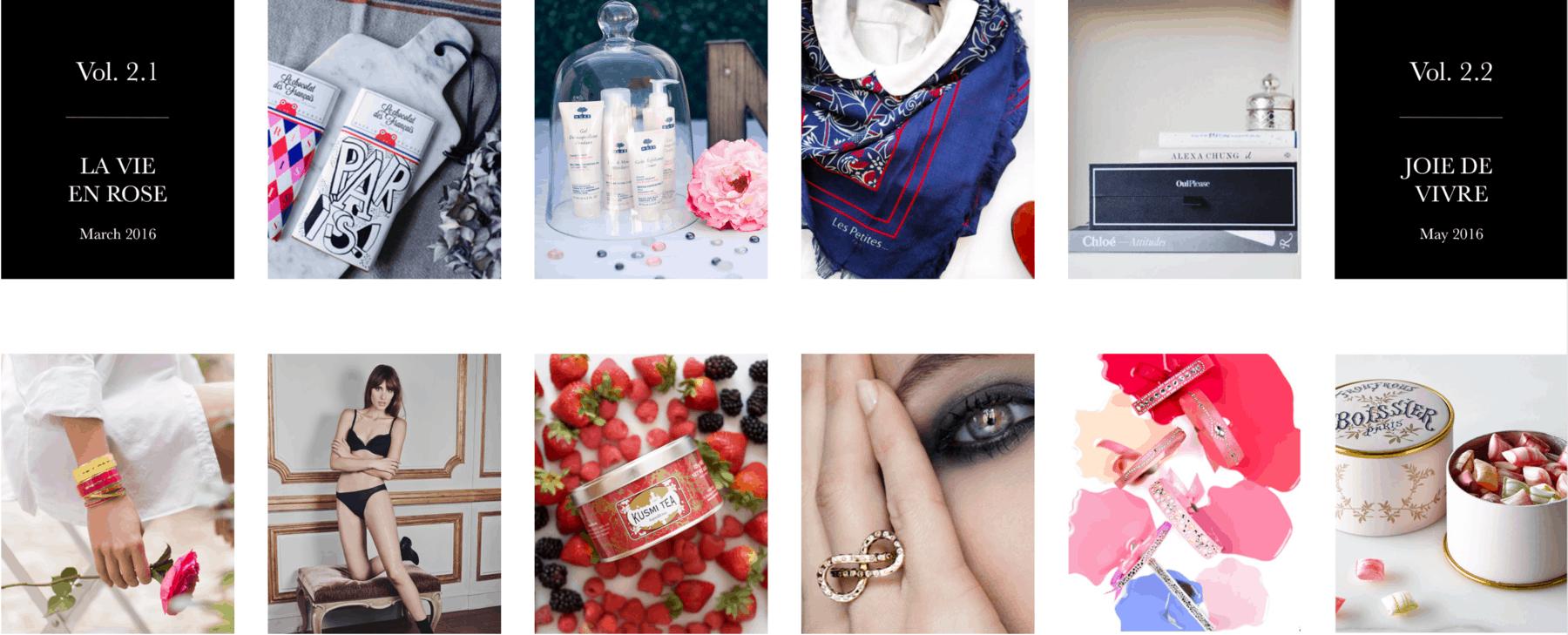 OuiPlease La Vie en Rose French Luxury Subscription Box