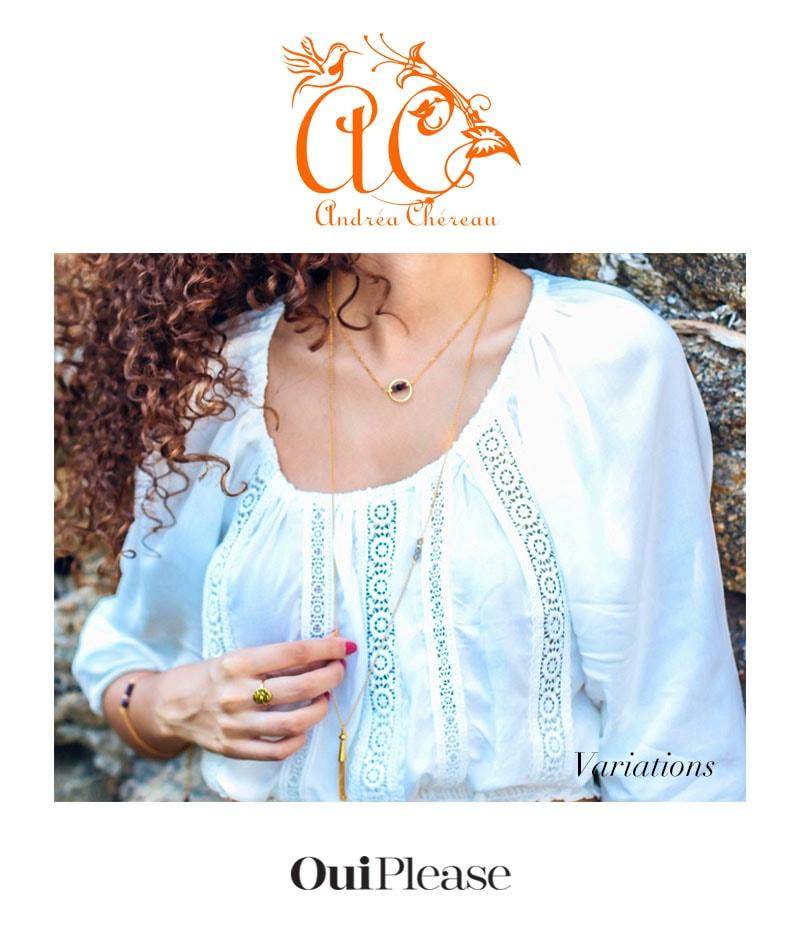 OuiPlease Spoiler Alert Vol 2.2 French brand Andrea Chereau