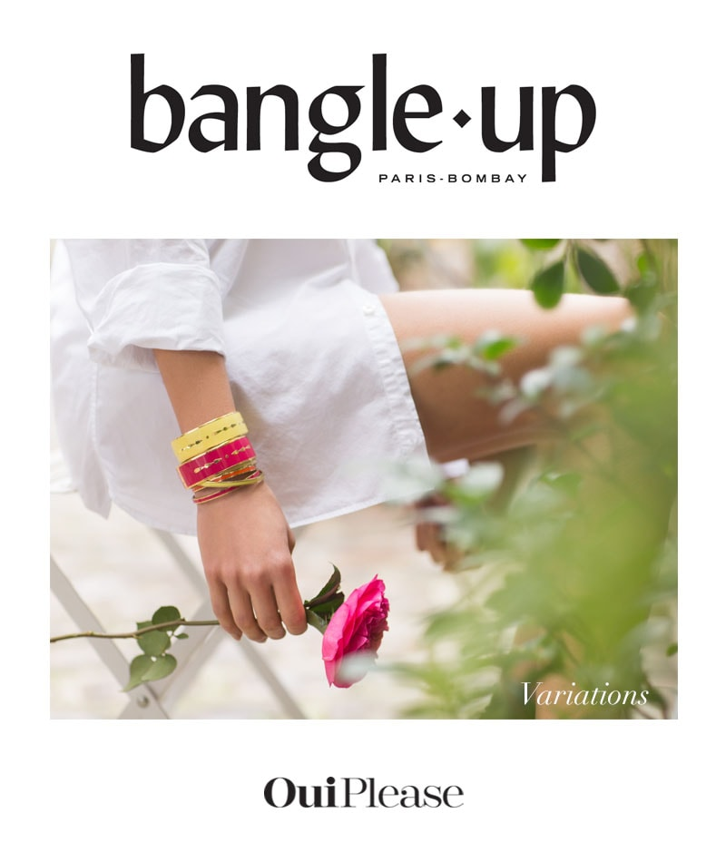 OuiPlease Spoiler Alert Vol 2.2 French Jewelry Brand Bangle Up Paris