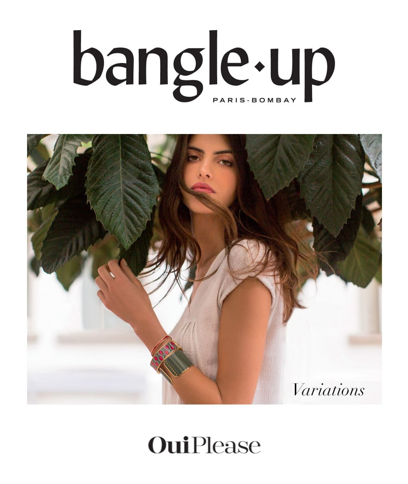 OuiPlease Spoiler Alert French Jewelry Brand Bangle Up Paris Bombay