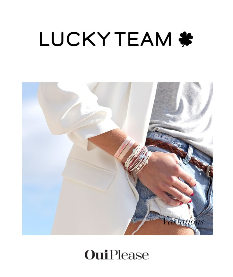 OuiPleae French Brand Lucky Team