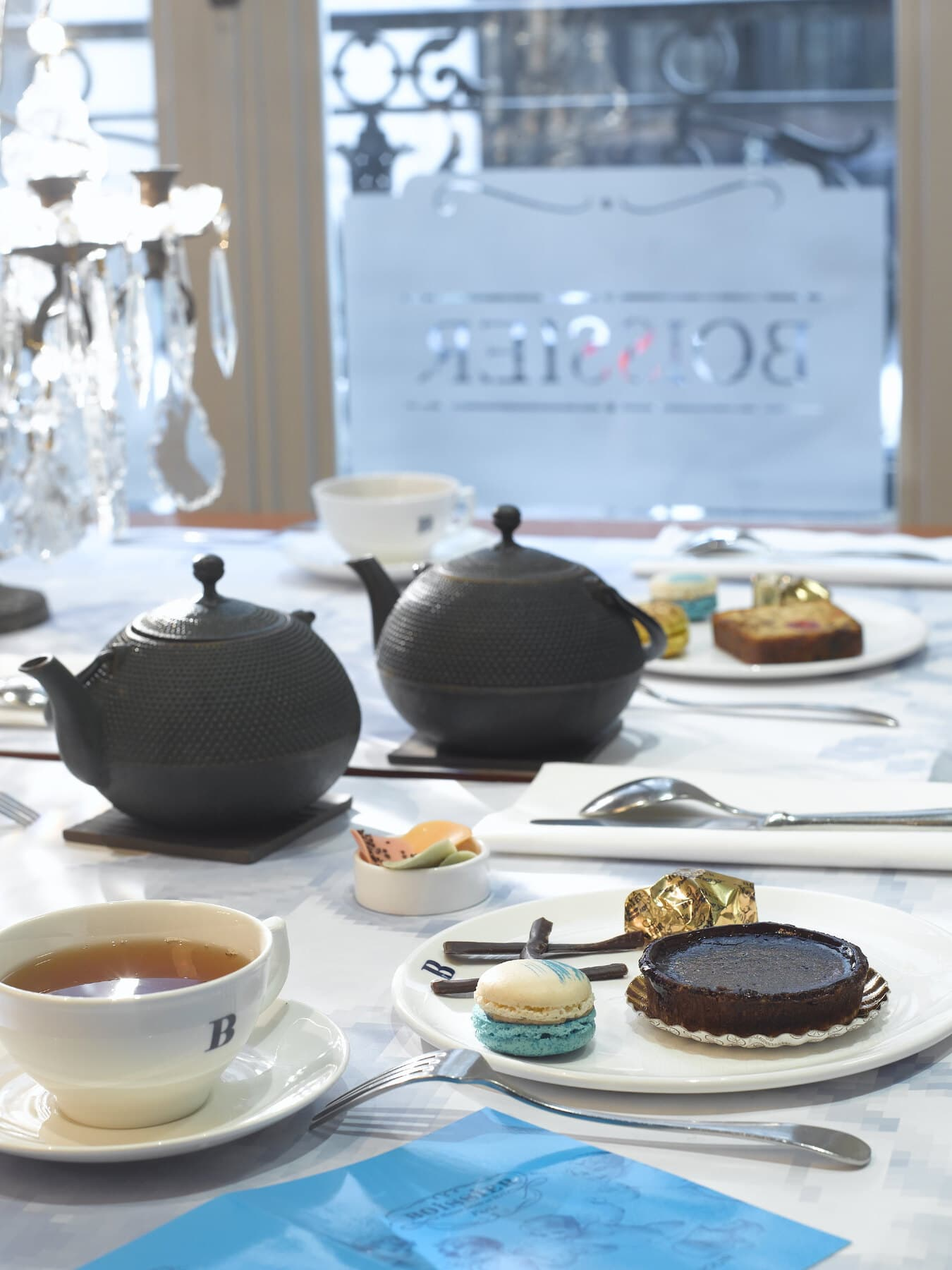 OuiPlease OuiBlog Boissier Tea Room Places to Visit Paris France
