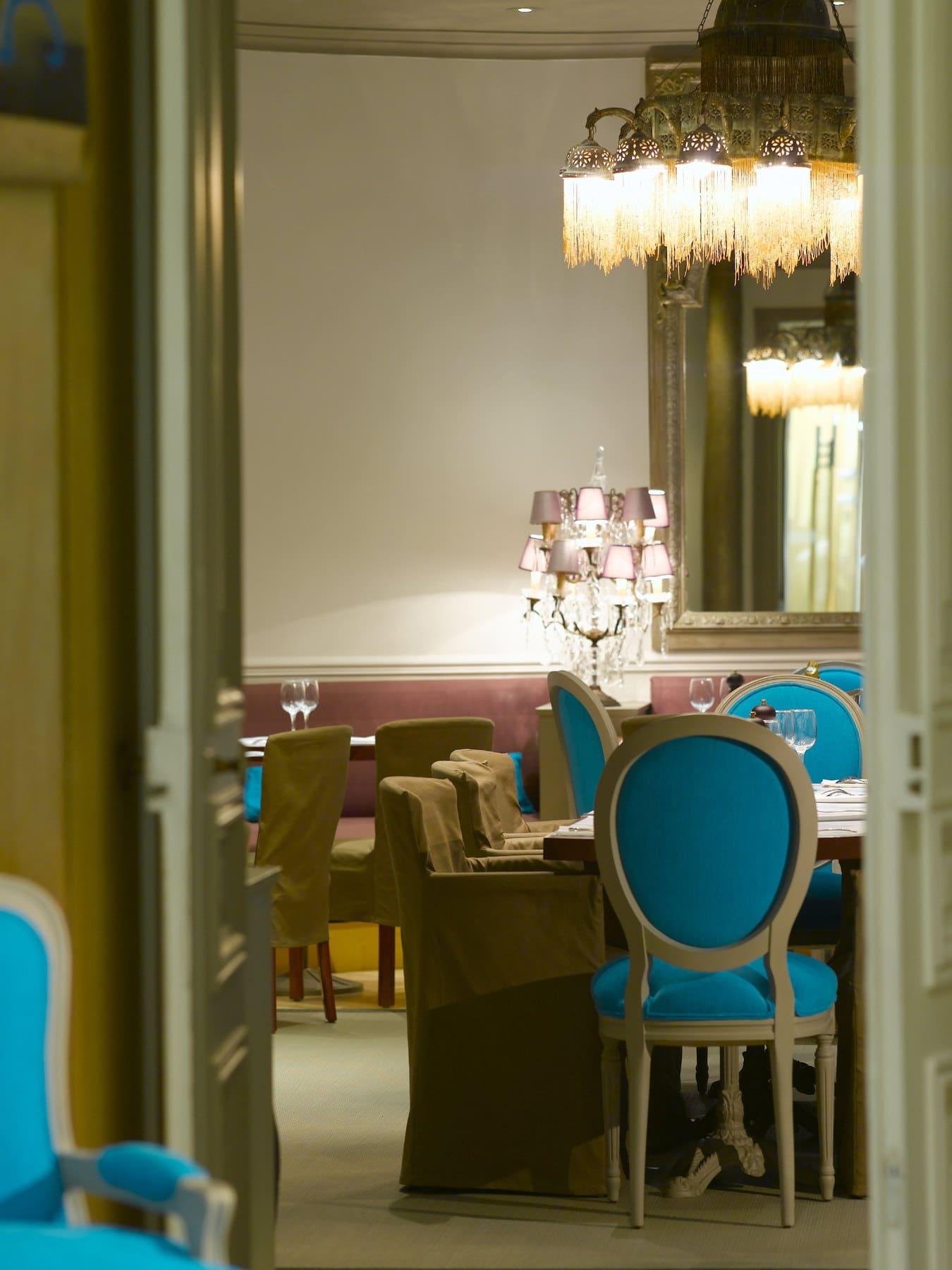OuiPlease OuiBlog Boissier Tea Room Paris France