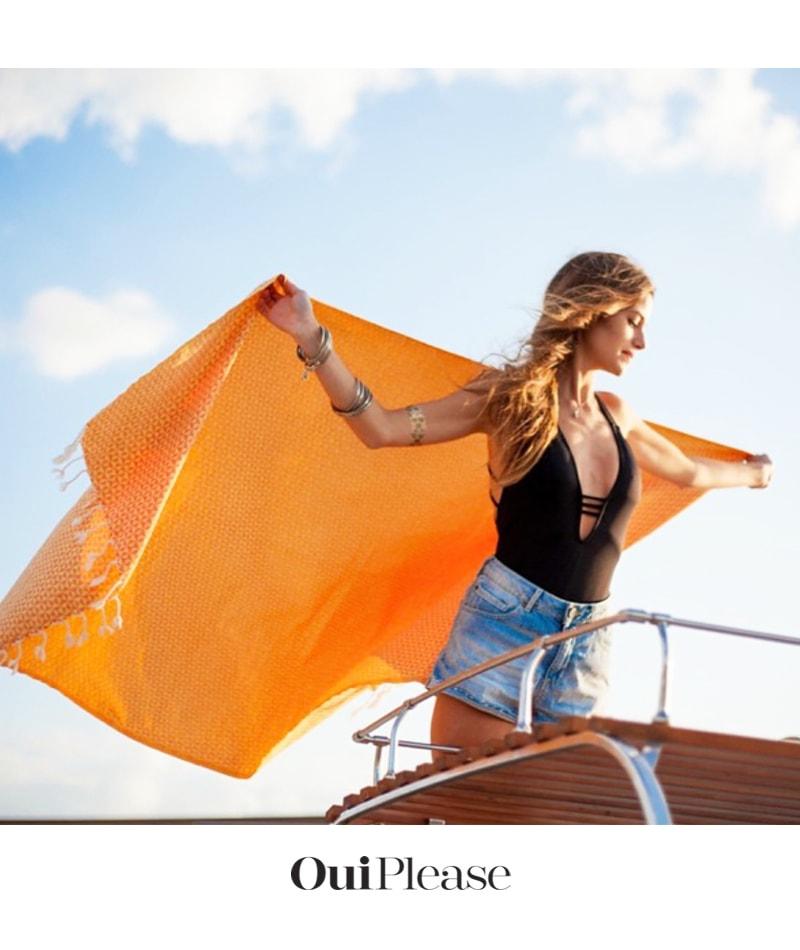 OuiPlease Spoiler Alert Linen Textiles Summer Escapade
