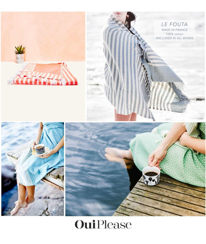 OuiPlease Spoiler Alert Le Fouta Made in France