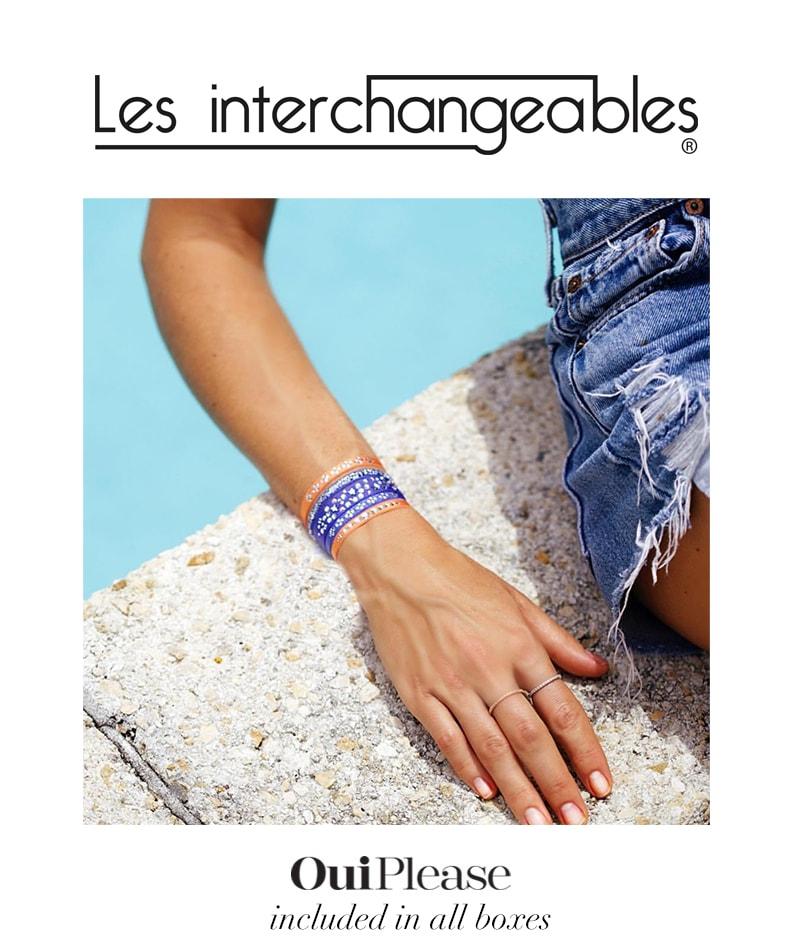 OuiPlease Spoiler Alert Les Interchangeables Bracelet