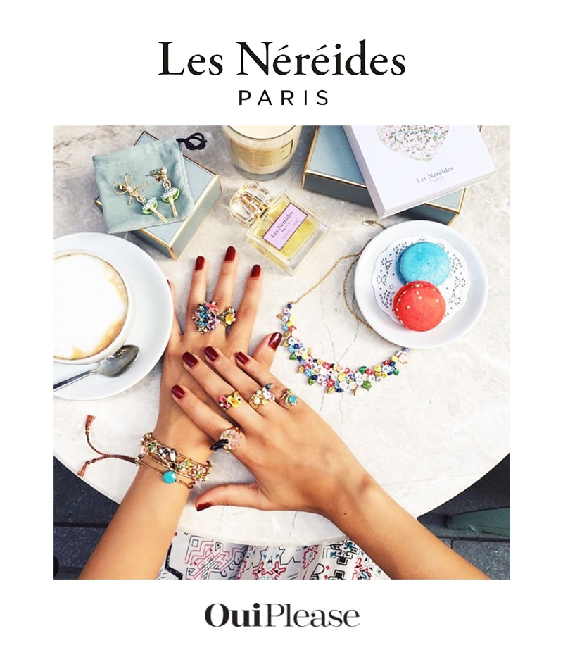 OuiPlease Spoiler Alert Les Nereides Paris French Jewelry Brand