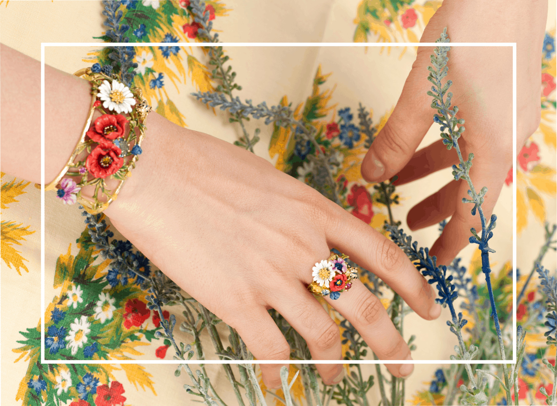 OuiPlease OuiBlog French Designer Jewelry Brand Les Néréides