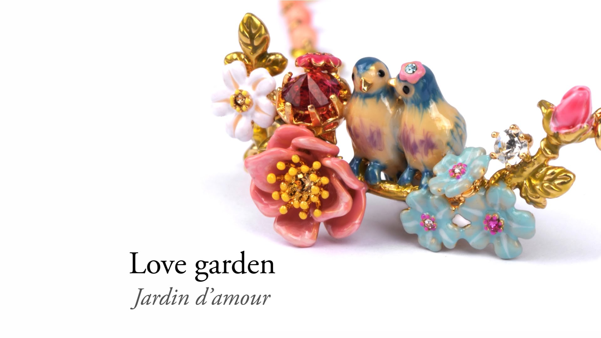 Love Garden Jardin D'amour OuiPlease Interview Les Nereides