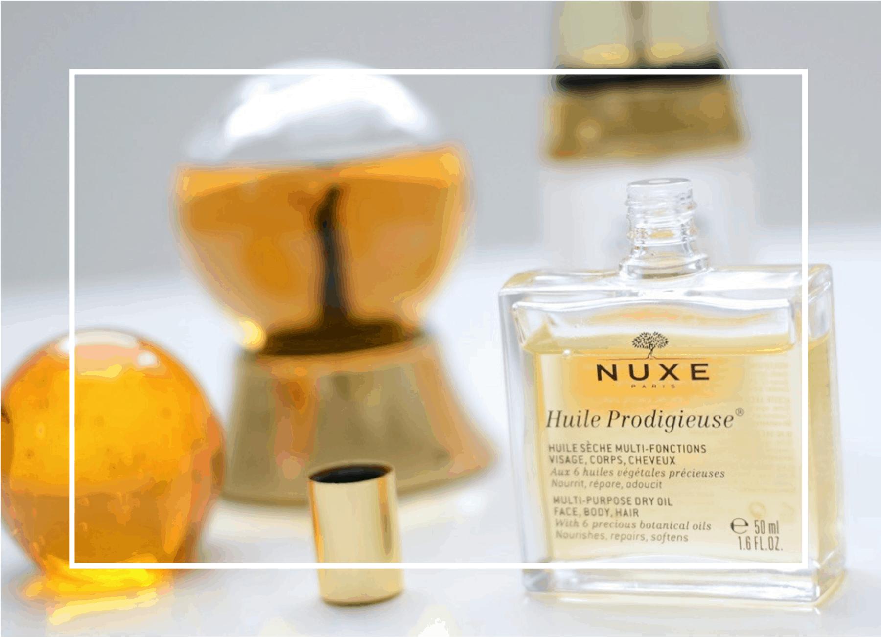 Nuxe Huile Prodigieuse multipurpose dry oil OuiPlease Beauty OuiBlog