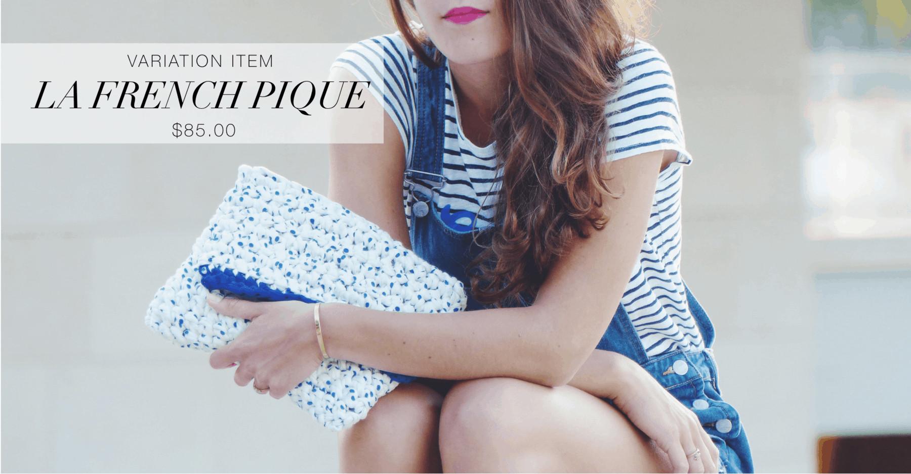 OuiPlease La French Pique Limited Edition Box Vol 2.4 Paris Je t'aime