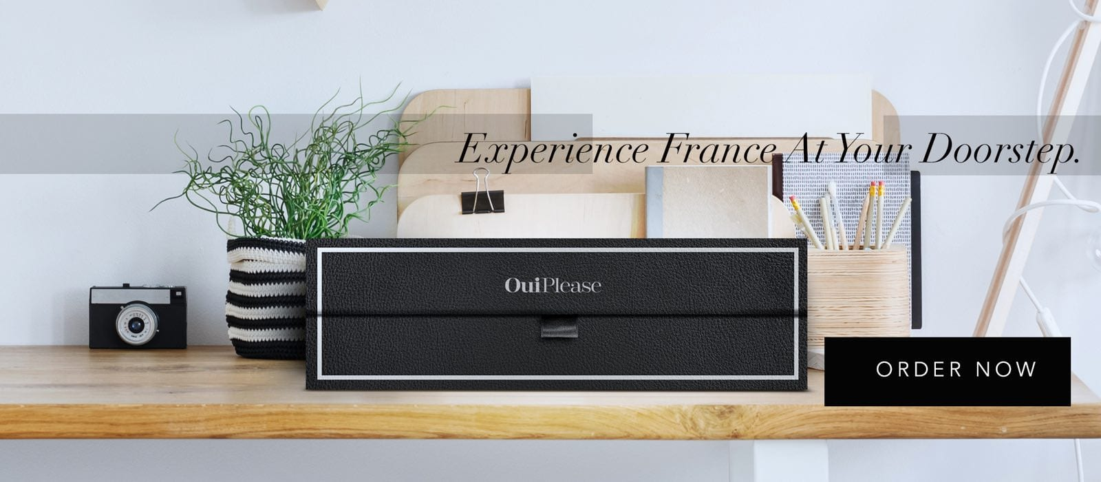 France At Your Doorstep OuiPlease French Luxury Subscription Box