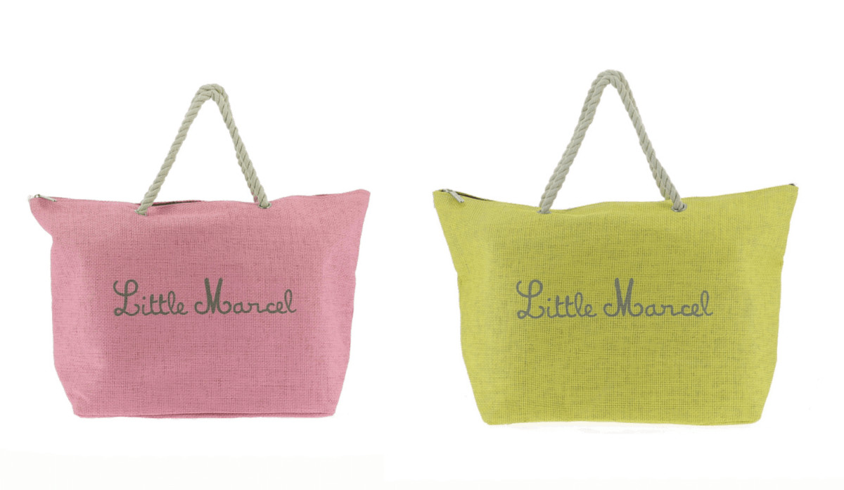 Little Marcel Beach Bag Designs OuiPlease OuiBlog