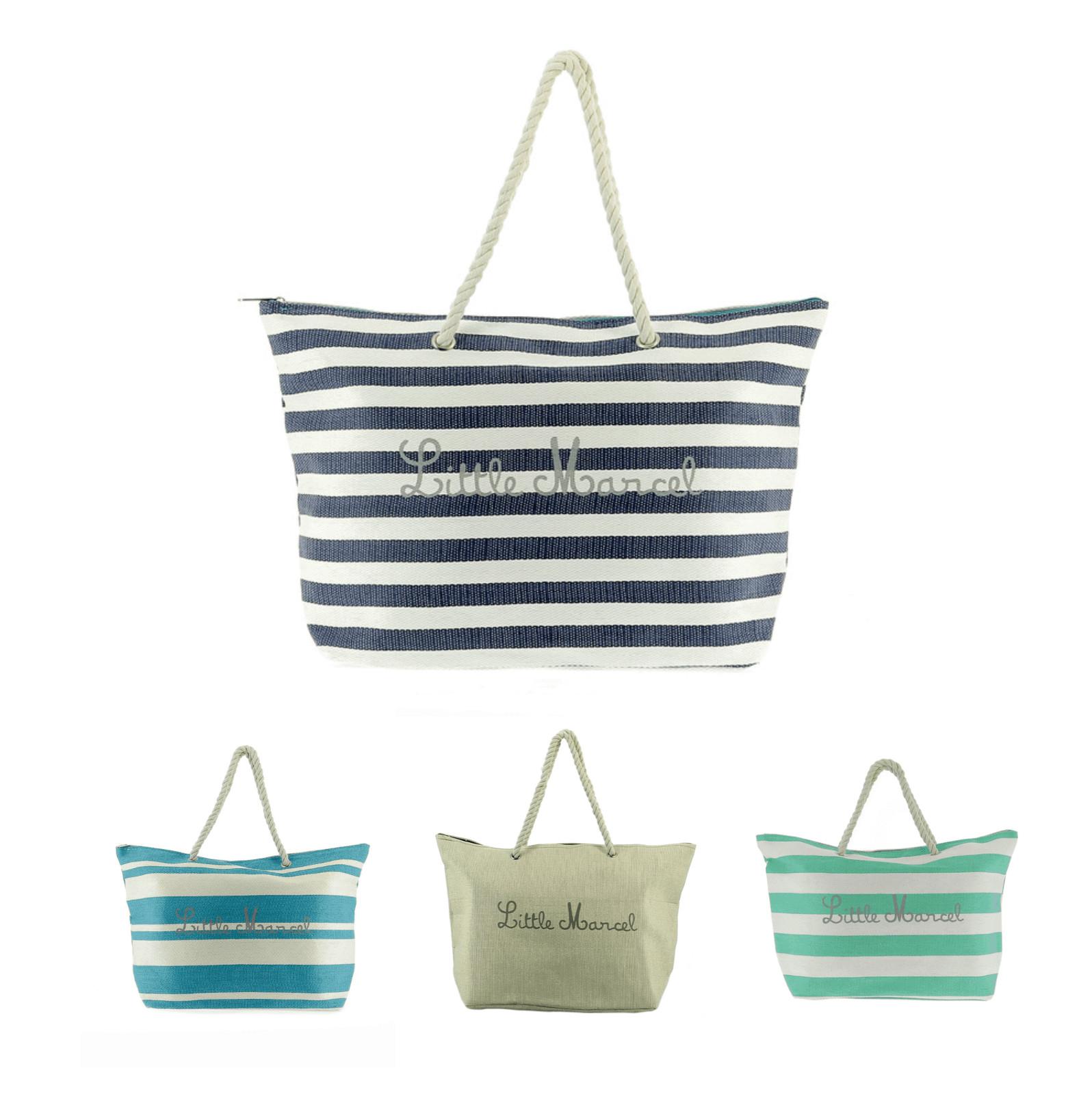 Little Marcel Beach Bags for Summer OuiPlease OuiBlog