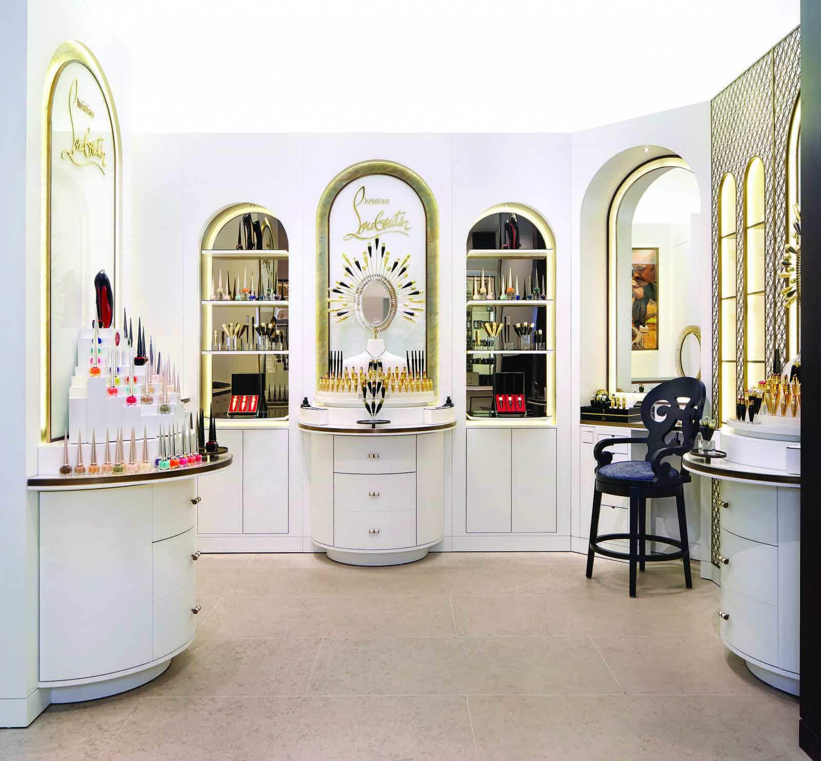 OuiPlease OuiBlog Christian Louboutin Beauté boutique Paris France
