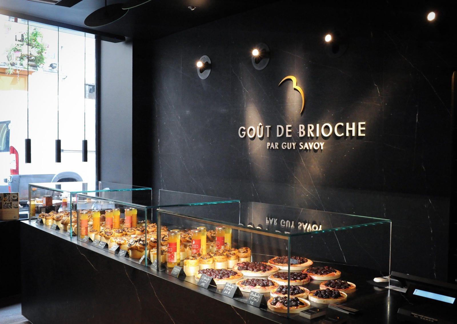 OuiPlease OuiBlog Gout de Brioche Par Guy Savoy Paris France
