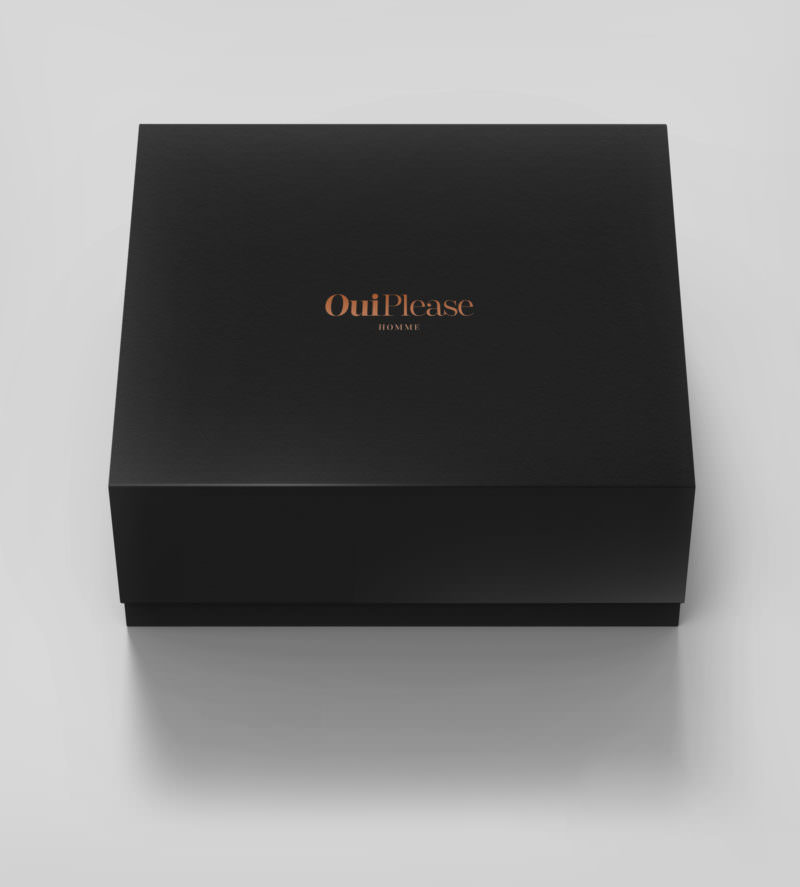 OuiPlease Homme Men's Subscription Box