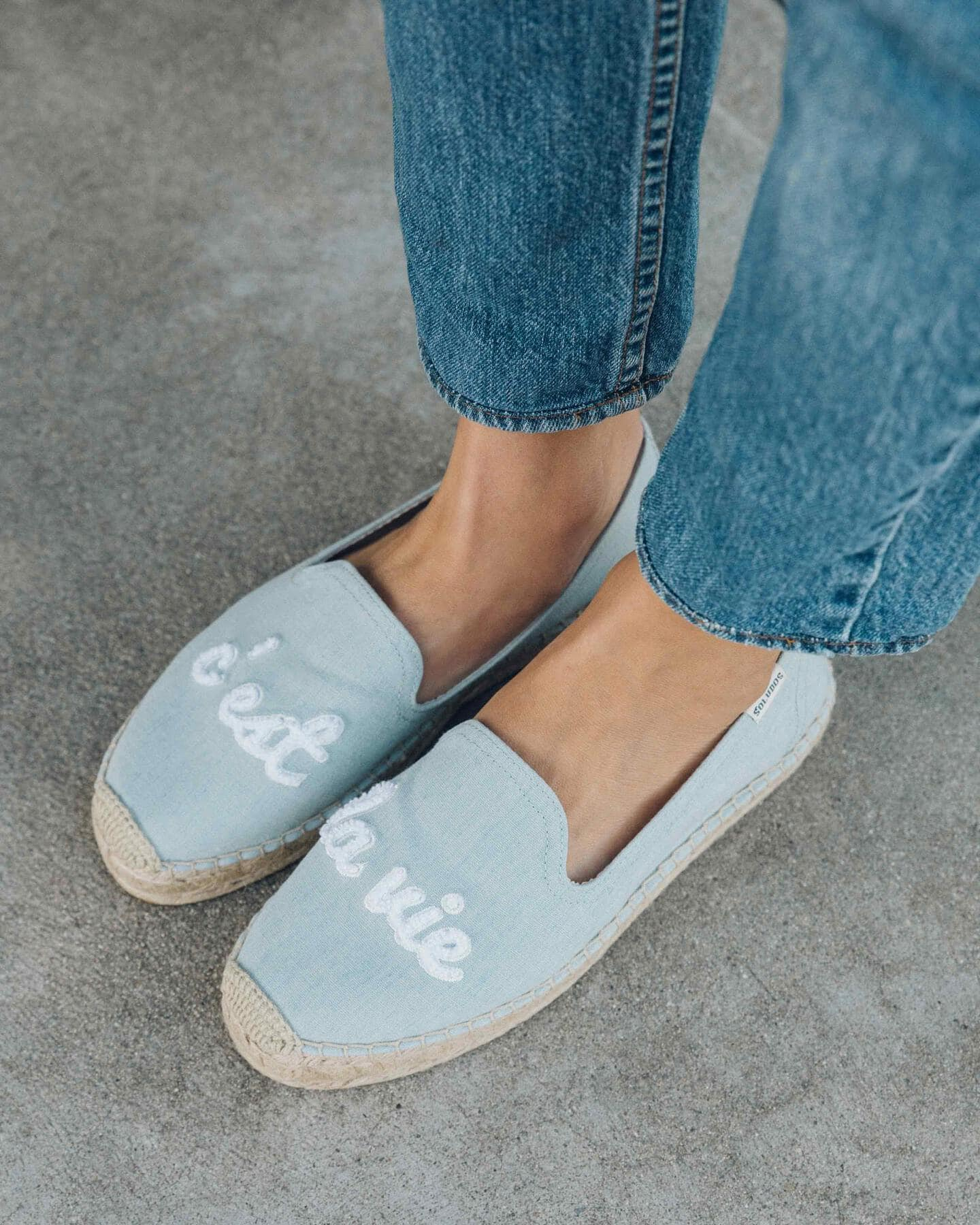 OuiPlease OuiBlog Summer Wardrobe Essentails Soludos Espadrilles