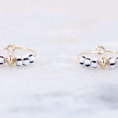 Les Pierrettes Earrings OuiPlease OuiBlog