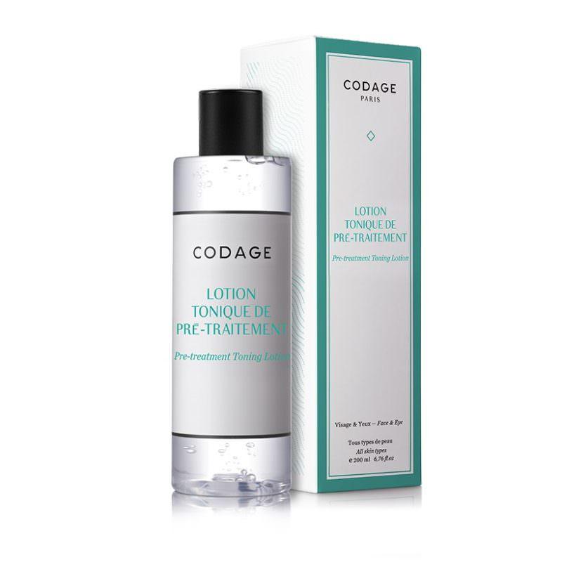 Codage Paris Paraben-free Toning Lotion