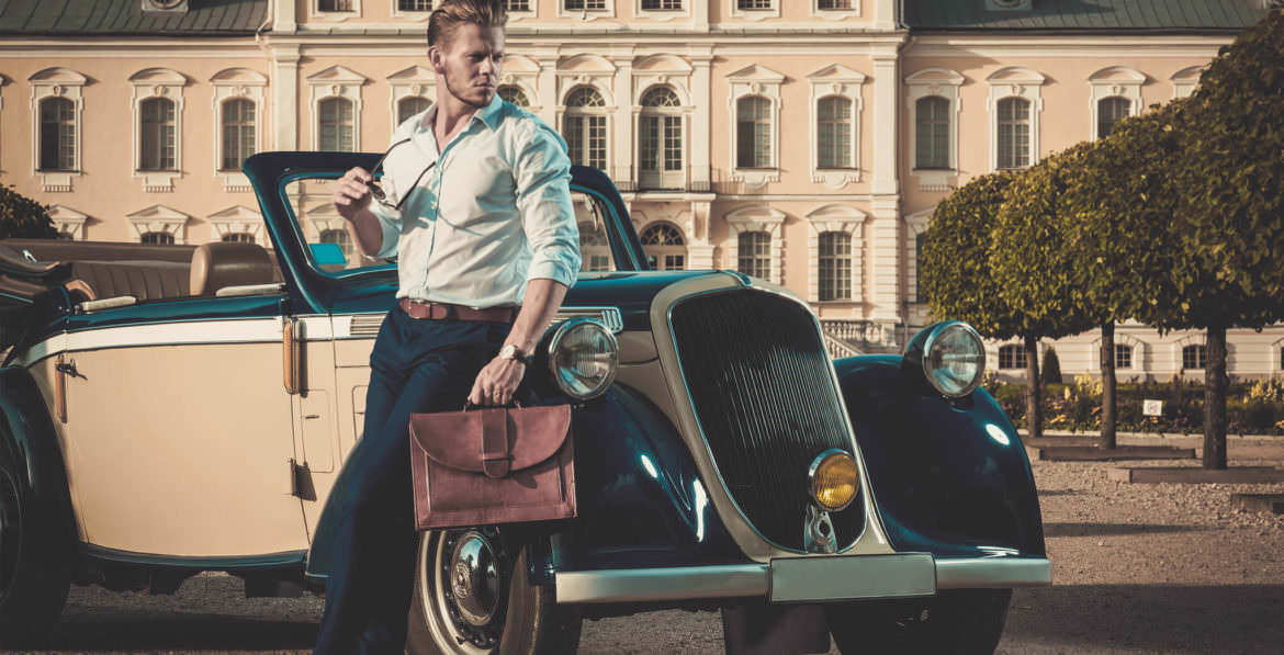 OuiPlease Homme Weekend Travel Style