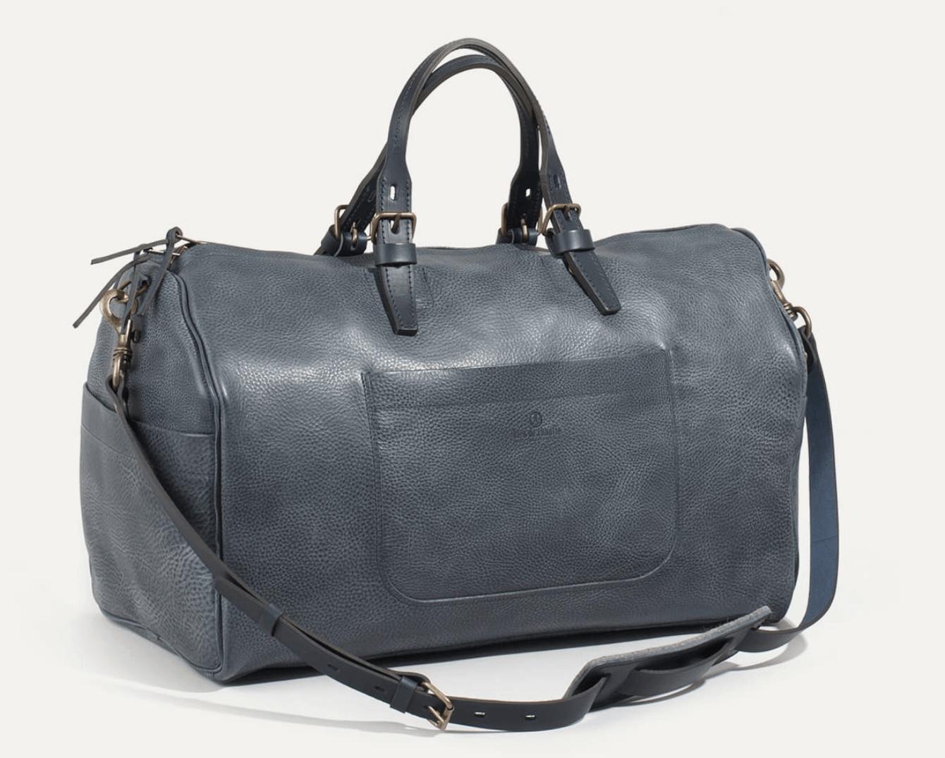 Weekend Getaway Style Travel Bag OuiPlease Homme OuiBlog