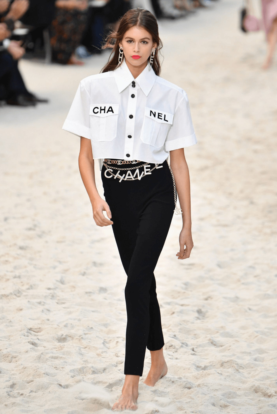 CHANEL Paris Fashion Week SS19