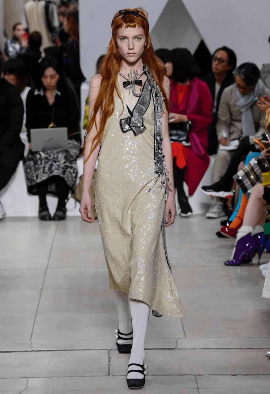 MIU MIU Paris Fashion Week SS19 OuiBlog