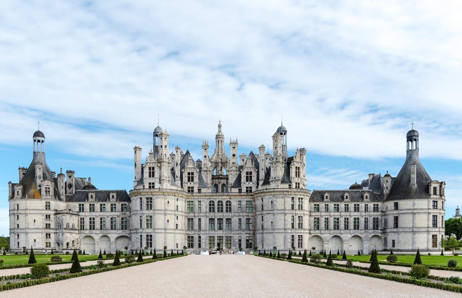 Chateau de Chambord France OuiPlease OuiBlog