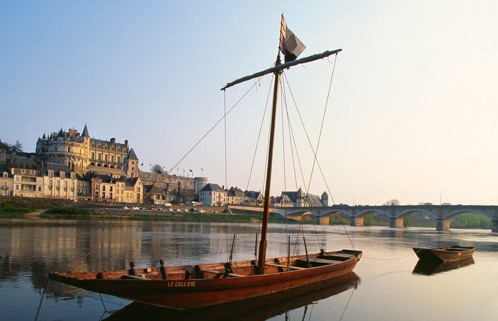 Sailing down Loire River France OuiPlease OuiBlog