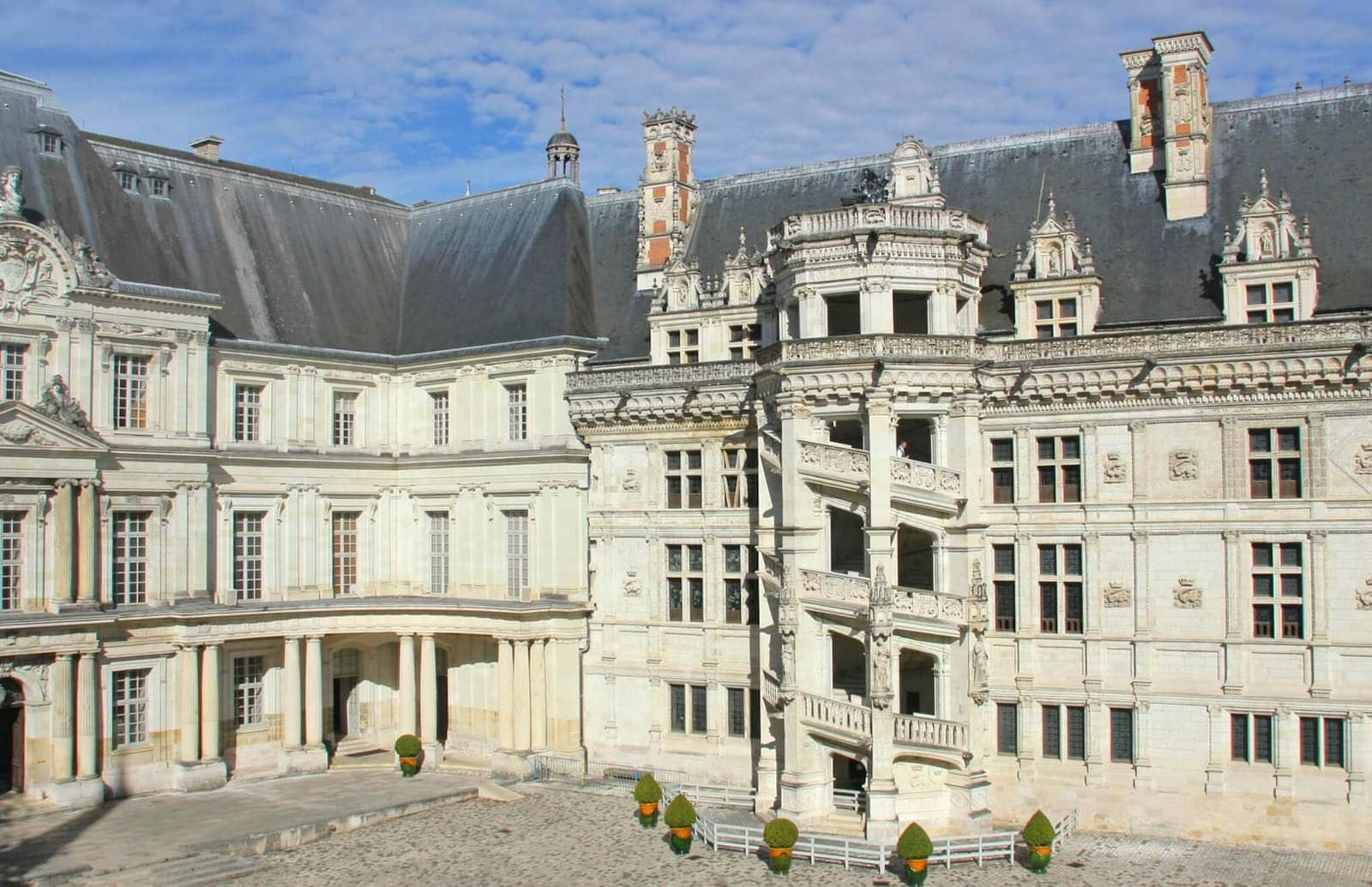 Chateau de Blois Loire Valley France OuiPlease OuiBlog