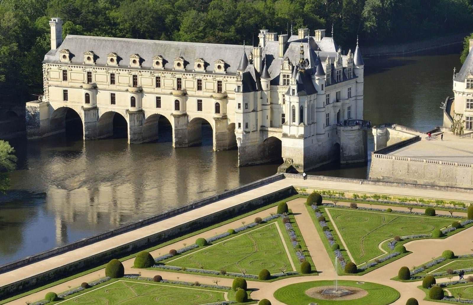 Chateau de Chenonceau France OuiPlease OuiBlog