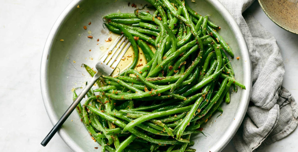 Haricots Green Beans French Fall Recipe OuiPlease Homme OuiBlog