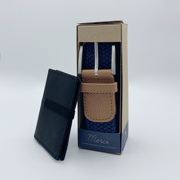 FAGUO Leather Goods Gift Set OuiPlease Homme OuiShop