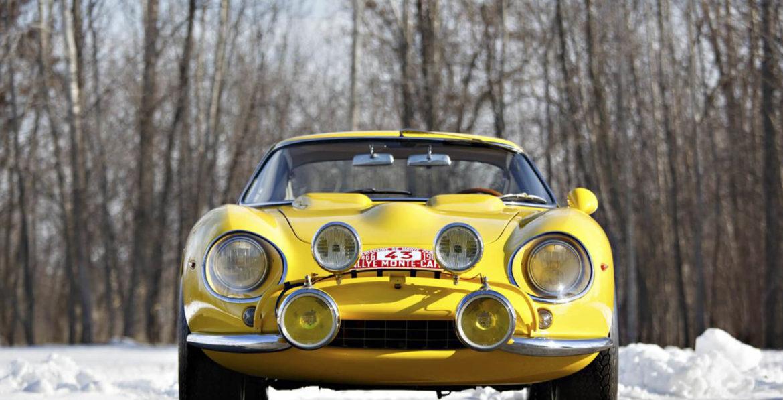 OuiPlease Homme Ferrari 275 GTB Prototype Bloomberg