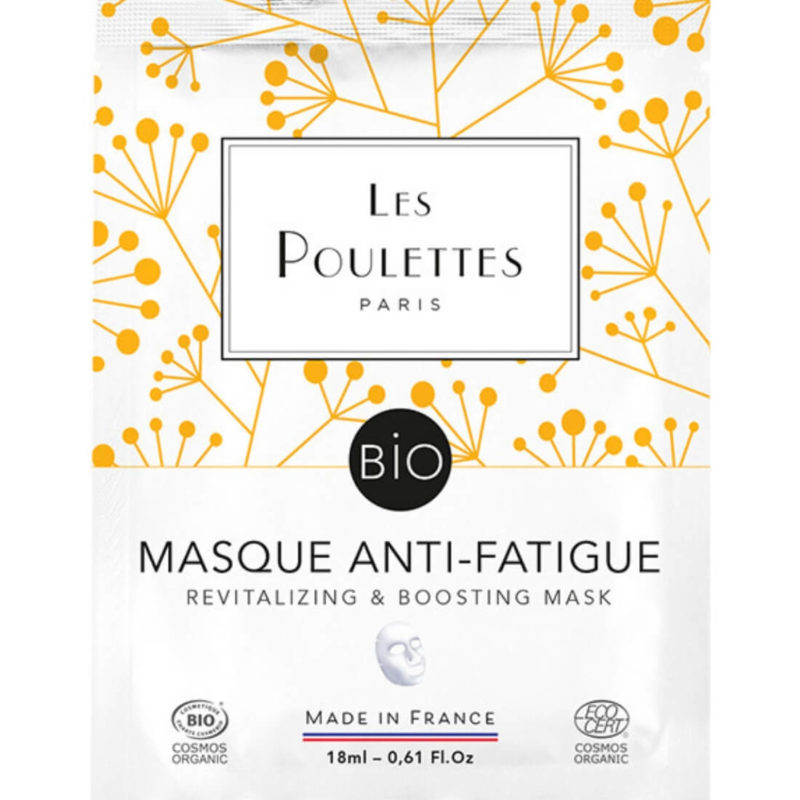 OuiPlease OuiShop Les Poulettes Revitalizing Face Mask