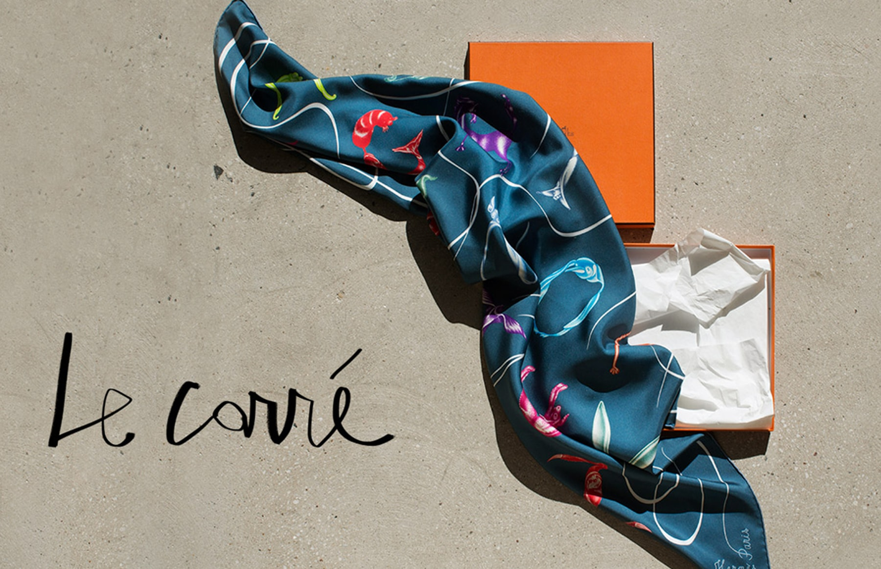 How to Tie a Silk Scarf OuiPlease Women's Style Blog