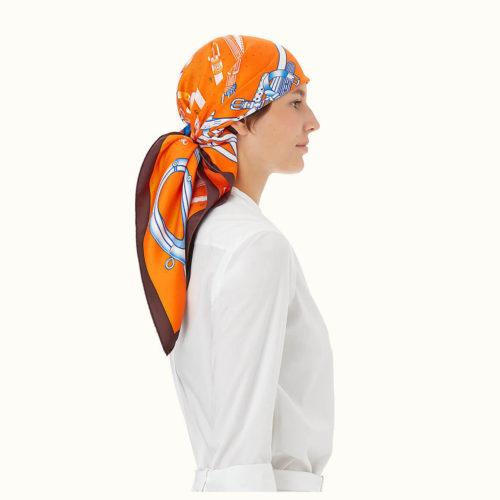 Hermes Harnais de Timon scarf OuiPlease Mother's Day Gift Guide