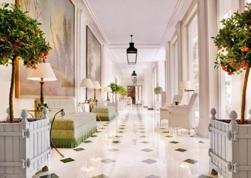 Hotel Le Bristol Paris France National Splurge Day OuiPlease