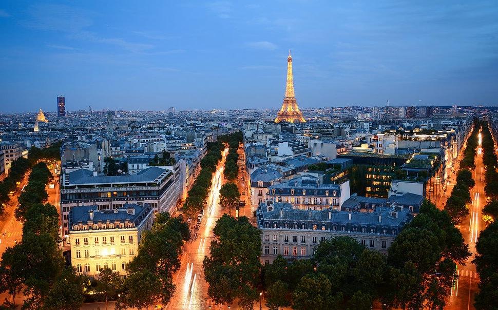 OuiPlease National Splurge Day Visit Paris France