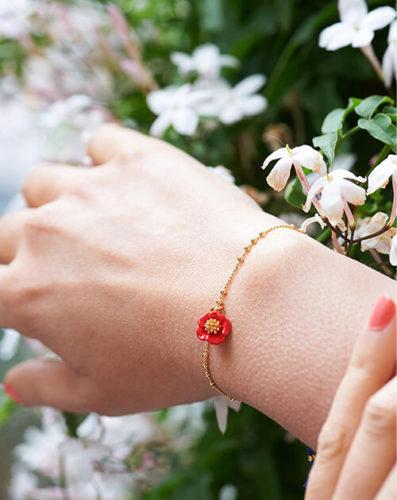 Les Nereides Poppy Flower OuiPlease OuiBlog