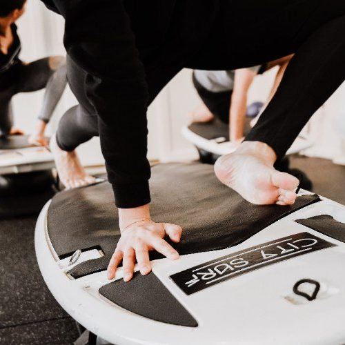 City Surf Fitness Board