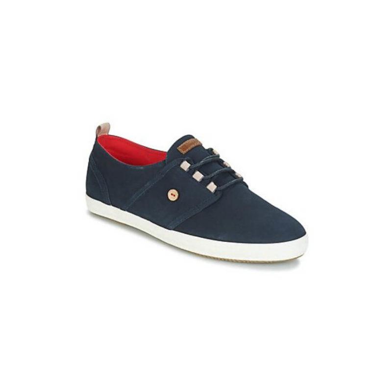 FAGUO Navy Cotton Sneakers S19CG0105 NAV00