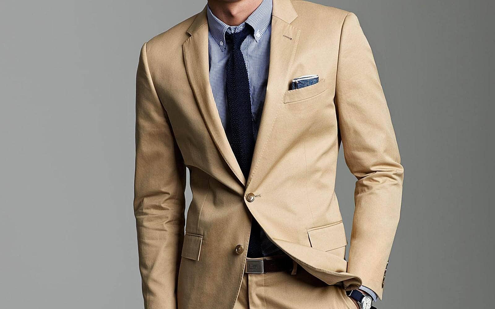 best lightweight suits for summer