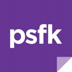 PSFK Press OuiPlease Homme logo