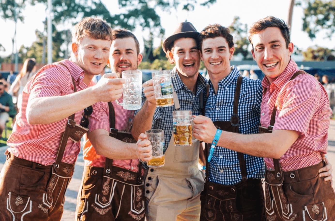 OKTOBERFEST 2019 OUIPLEASE HOMME MEN'S LIFESTYLE BLOGPOST