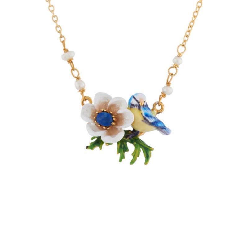 Les Nereides Flower Necklace OuiPlease French Online Shop
