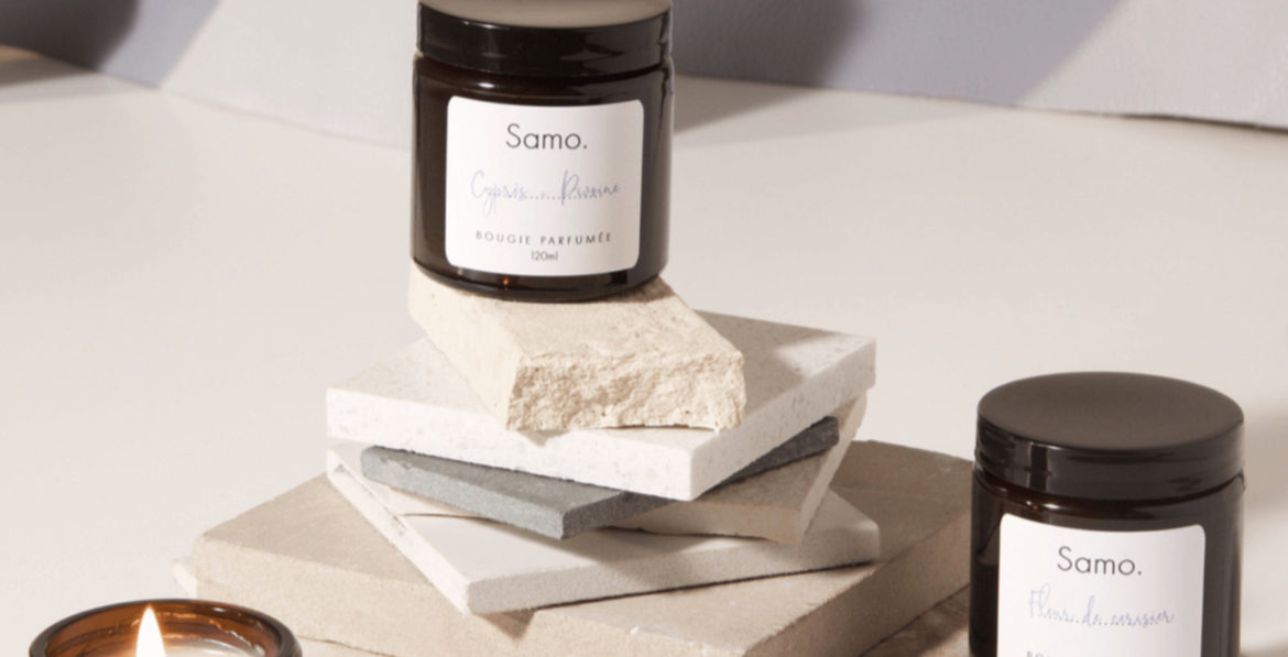 Samo Paris Candles OuiPlease Winter Spoiler